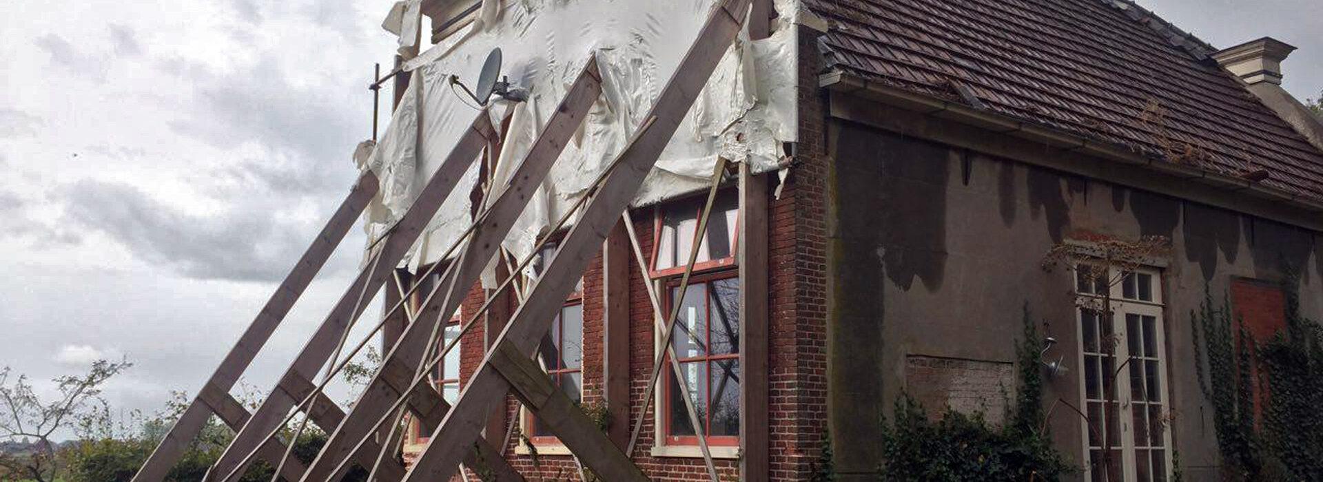 aardbevingen schade groningen CED