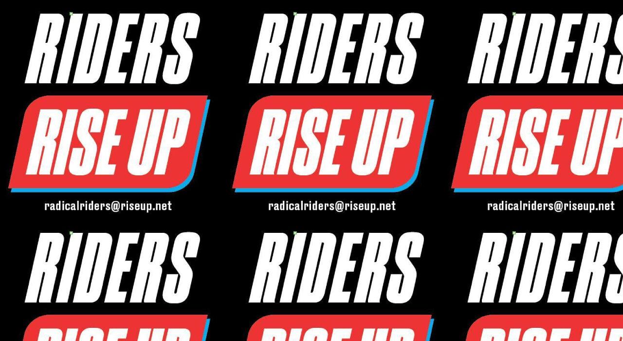 Riders rise
